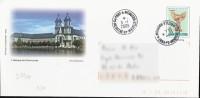 D736 Entier / Stationery / PSE - PAP Gallé - L'abbayé Des Prémontrés à Pont-à-Mousson - Enteros Postales