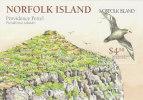 Norfolk Island......:    1999 Providence Petrel Souvenir Sheet MNH - Norfolk Island