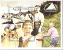 Norfolk Island......:    2000 Whaler Project Souvenir Sheet - Norfolk Island