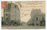 V2/ 92 - Billancourt : Rue Solférino Au Coin De La Rue D'Issy - Boulogne Billancourt