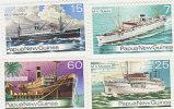 Papua New Guinea....:   Papua New Guinea  1976 Ships MNH - Papua New Guinea
