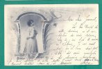 BRUXELLES  -   Théatre Royal De La Monnaie  -   Madame THIERY  (1900-1901) - Künstler