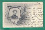 BRUXELLES  -   Théatre Royal De La Monnaie  -   Mr MONDAUD   (1900-1901) - Berühmte Personen