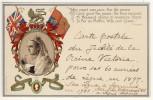 ANGLETERRE – Carte Postale Du Jubilé De La Reine Victoria - Familles Royales