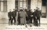 CPA  -  23 - LA COURTINE - Carte-Photo Militaire - 733 - La Courtine