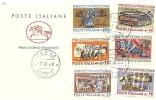 H-FDC-CINQUATENARIO DELLA VITTORIA 2-9-1968 - 6. 1946-.. Repubblica
