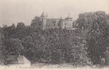 Dép. 89 - Vallée De La Cure - Vue Sur Le Château De Chatellux. - ND Phot.  N° 41 - Avallon