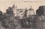Dép. 89 - CHATELLUX (Yonne). - Le Château, Côté Ouest. - ND Phot.  N° 48 - Avallon