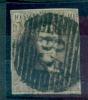 Belgique - No 10 Oblitéré P 85 (Namur), 4 Marges, See Scan - 1858-1862 Medaillen (9/12)