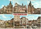 FONTAINEBLEAU ET SES MERVEILLES ... MULTI VUES - Fontainebleau