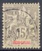 Indochine YT N°19 Groupe Allégorique Oblitéré ° - Usados