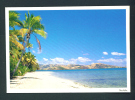 FIJI  -  Nananu-I-Ra Island/Unused Postcard As Scans - Figi