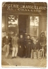 BOUCHES DU RHONE 13.MARSEILLE.EPICERIE MARSEILLAISE.AteCHALLIER PROPRIETAIRE CARTE PHOTO - Marseilles