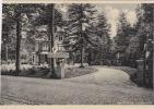Doorn - Hotel Hoogenoord, Brick Road, Tram Track, ± 1930. - Doorn