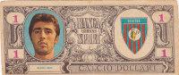 BANCA DELLO SPORT  _  1 Calcio Dollari - [ 2] 1946-… : Repubblica