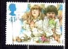 Great Britain 1994 41p Angels Issue #1585 - 1952-.... (Elizabeth II)