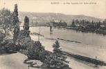 ELBEUF - Le Pont Suspendu Et Les Roches D´Orival Neuve Excellent état - Elbeuf