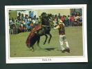 TUNISIA  -  Balta Festival/Unused Postcard As Scans - Tunesien