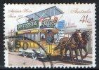 Australia 1989 Historic Trams 41c Adelaide Horse Tram 1878 Used - - - 1980-89 Elizabeth II