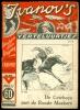 Ivanov ' S Verteluurtjes 1939  - N° 153   De Cowboys Met De Roode Maskers - Boeken, Tijdschriften, Stripverhalen