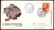 YUGOSLAVIA ZAGREB 1969 - 60th ANNIVERSARY OF THE ZAGREB FAIR - CUP OF PARACHUTING - Paracadutismo