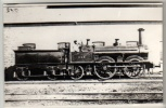 Railway - McConnell 0-4-2 778 With Ramsnottom Chimney - Real Photo - Trains