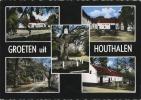 Houthalen  (  Groeten Uit  )    ( GROOT FORMAAT   15 X  10.5 Cm) - Houthalen-Helchteren