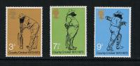 GREAT BRITAIN   100 JAAR REGLEMENT  CRICKET 1973 ** - Cricket