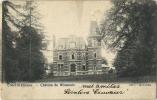 Court-St. Etienne  :  Chateau De Wisterzée   (  1903 ) - Court-Saint-Etienne