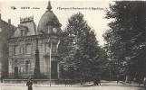 BRIVE - Caisse D'Epargne Et Boulevard De La République - Brive La Gaillarde