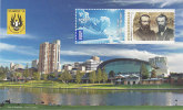 Australia.....:     2010 Adelaide Stamp Show Souvenir Sheet MNH - Sheets, Plate Blocks &  Multiples