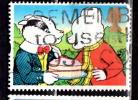 Great Britain 1993 1 St Rupert Bear & Bill Badger Issue #1487 - Unclassified