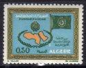 Algérie N ° 522 + 524  XX  25ème Anniversaire De La Ligue Arabe Et Foire Inter. D'Alger, Les 2 Vals Sans Charnière TB - Algérie (1962-...)