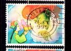 Great Britain 1993 1 St Aladdin And Genie Issue #1488 - 1952-.... (Elizabeth II)