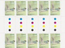 Australia.....:     2010 Kingfishers,Blue Winged Kookaburra Gutter Strip - Sheets, Plate Blocks &  Multiples