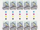 Australia.....:     2010 Kingfishers,Sacred Kingfisher Gutter Strip - Sheets, Plate Blocks &  Multiples