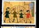 Great Britain 1995 1 St Children Playing Issue #1603 - 1952-.... (Elizabeth II)