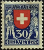 Switzerland 1925: Pro Juventute: Michel 217 - Svizzera
