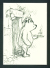 UK  -  Disney/Winnie The Pooh Illustration/Unused Postcard As Scans - Disney