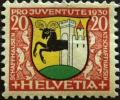 Switzerland 1930: Pro Juventute Series (Michel 243) - Svizzera