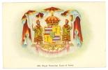 Hawaii - Hawaiian Coat Of Arms - édit; Island Curio Co. Honolulu - N° 100 - Carte En PARFAIT ETAT (voir Scan) - Etats-Unis