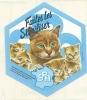 SPA / FAITES LES STERILISER - Stickers