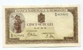 """Roumanie Romania Rumänien 500 Lei """" 20 - 04 - 1942 """" AUNC - # 1 - Romania"""