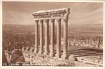 BAALBECK .- Les Six Colonnes Du Temple De Jupiter - Libanon