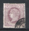 01526 España Edifil 86 O Cat. Eur. 100,- - 1850-68 Reino: Isabel II