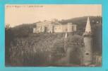 AMEGLIA BOCCA DI MAGRA CASTELLO FABBRICOTTI CARTOLINA FOTOGRAFICA FORMATO PICCOLO VIAGGIATA NEL 1910 - Italy