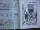 L'ILLUSTRATION 2574 LUTTE CONTRE LA RAGE/ PIRATES TONKIN/ COURSE PARIS BELFORT/ LIGNE DE NICE A PUGET THENIER/   25 Juin - Giornali