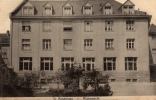 Ansichtskarte Karlsruhe, St. Agneshaus - Karlsruhe