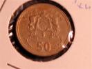 MAROC  50 SANTIMAT  1974 - Maroc