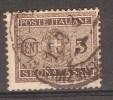 IT TX 28 Armoiries   1934 - Postage Due